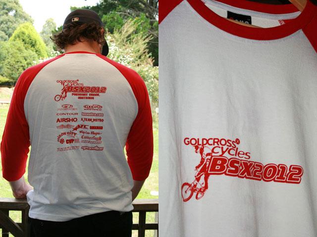 BSX2012 t-shirt