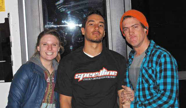 Dani and Jeremy welcome Jared Garcia to the stables