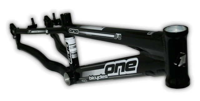 One Bicycles 2013 frame
