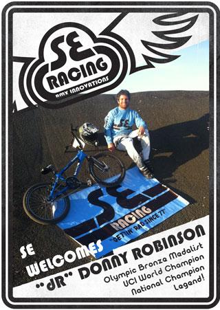 Donny Robinson on SE