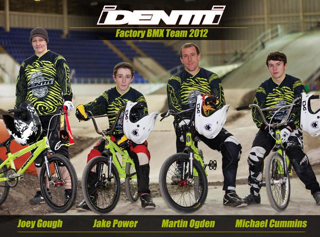 Identiti 2012 factory team