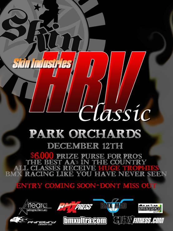 HRV Classic Poster