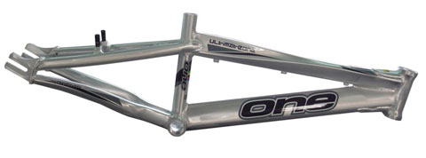 One Bicycles 2010 frame