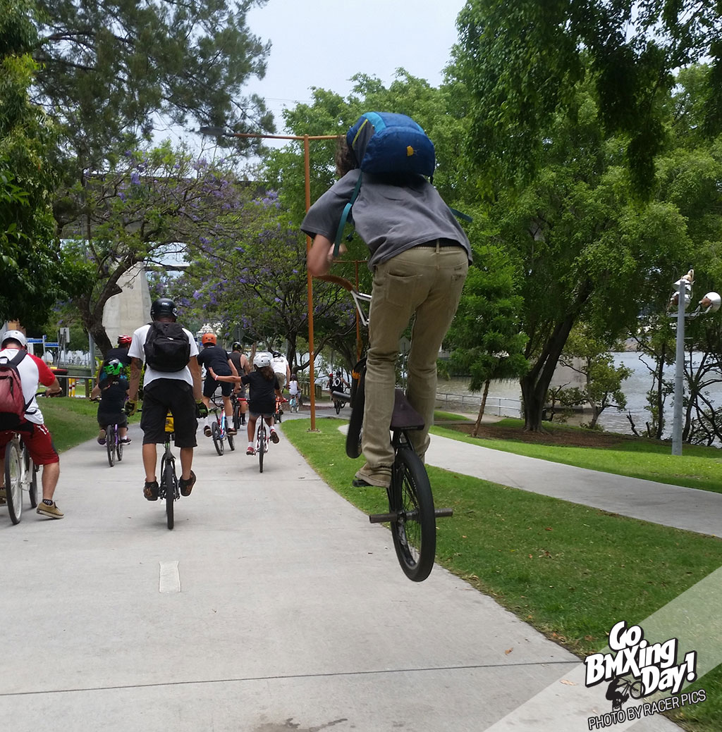 Go BMXing Day – Brisbane Ride | bmxultra.com