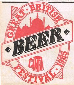 GBBF 1985 logo.