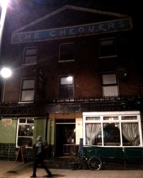 The Chequers, Walthamstow