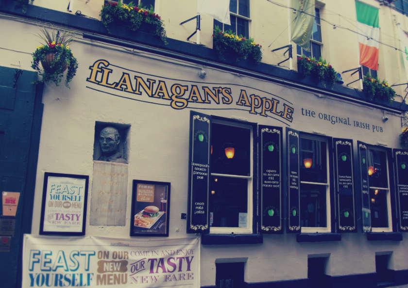 HELP US: Irish Theme Pubs