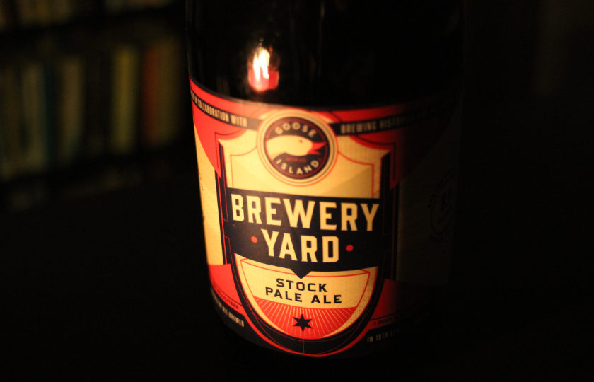 Goose Island Brewery Yard Stock Pale Ale