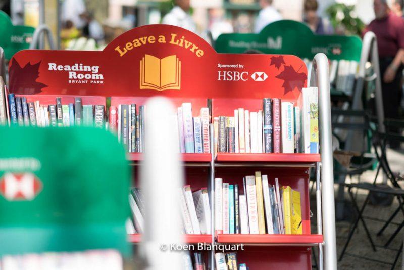 Library - Bryant Park