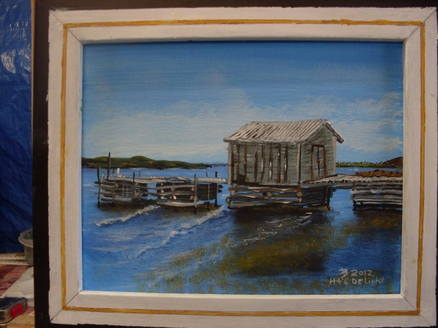 gilbert's Wharf
