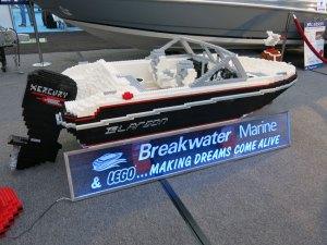 Lego-boat