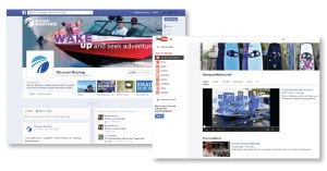 Discover Boating and Hampton Watercraft are two of the industry companies successfully leveraging social media.