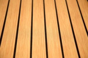 A new design option for the popular seagrass deck flooring.