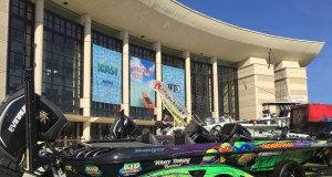 2016 ICAST Outdoor Boat Display