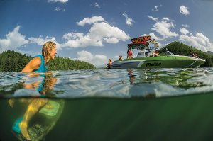 """Malibu believes the wakesurfing trend is """"just getting started."""""""