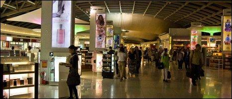 bangkok airport shop