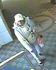 Hotel Security: Can you identify this thief?