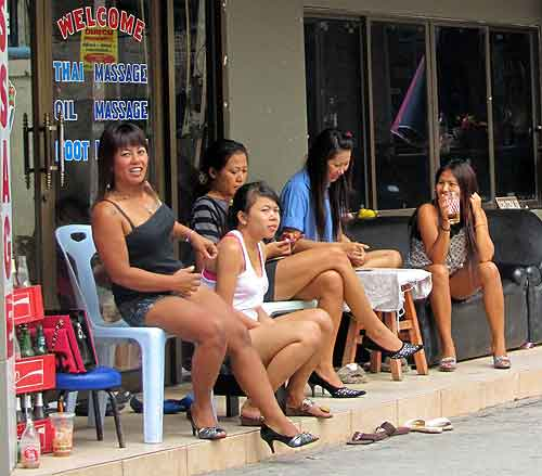 Pattaya girls