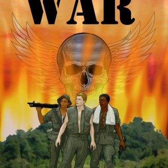 A TIME OF WAR (COVER DRAFT)