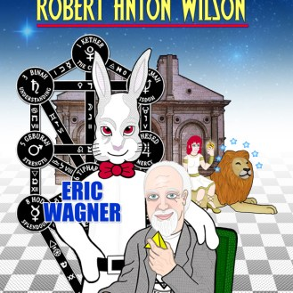 "bc cover art: ""Insider's Guide to Robert Anton Wilson"" by Eric Wagner"