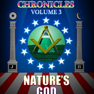 "bc cover art: ""Nature's God"" by Robert Anton Wilson"