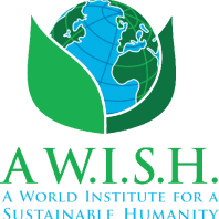 LOGO DESIGN - A World Institute for a Sustainable Humanity (A W.I.S.H.) Bellingham, WA