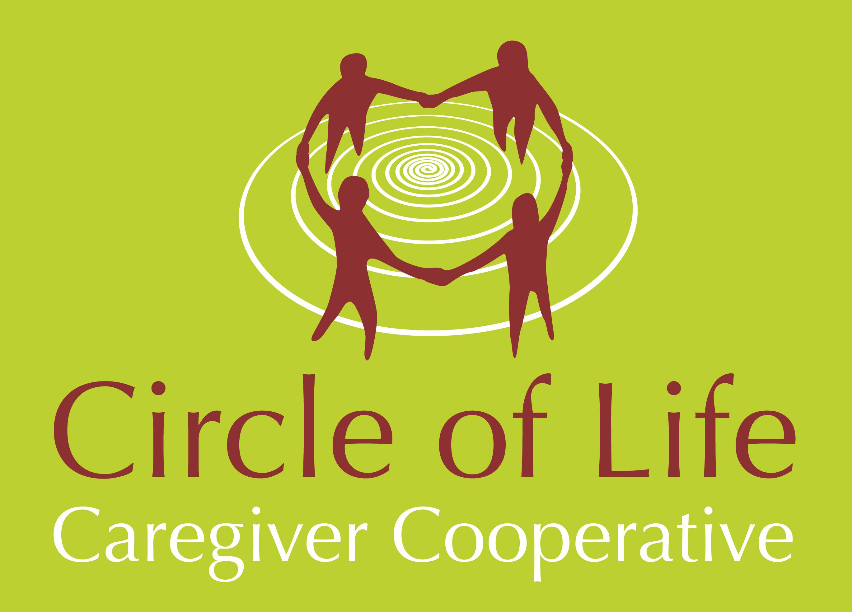 Logo Design - Circle of Life Caregiver Cooperative