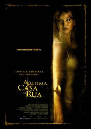 Poster do filme A última casa