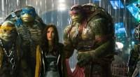 """O novo filme segue a vertente atual do cinema de super-heróis e procura dar """"realismo"""" às tartarugas mutantes ninjas e adolescentes!"""