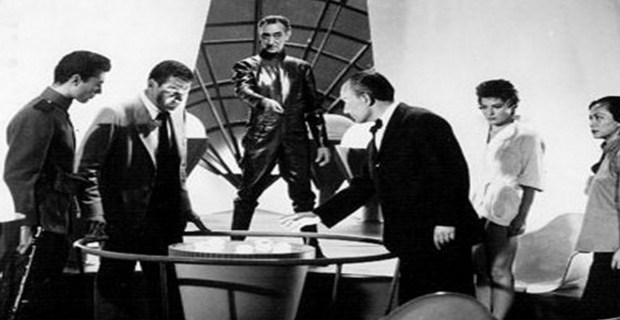 Faz parte do período dourado do cinema fantástico, aquele que abrange principalmente a década de 50 do século XX.