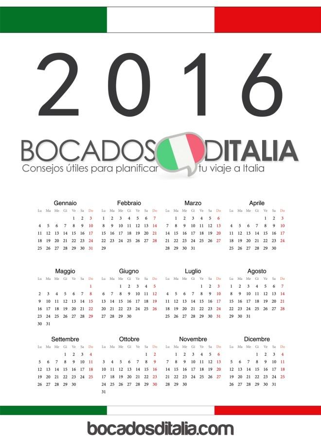 Feliz 2016 / Felice 2016