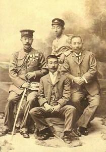 大日本帝国軍関係要人と