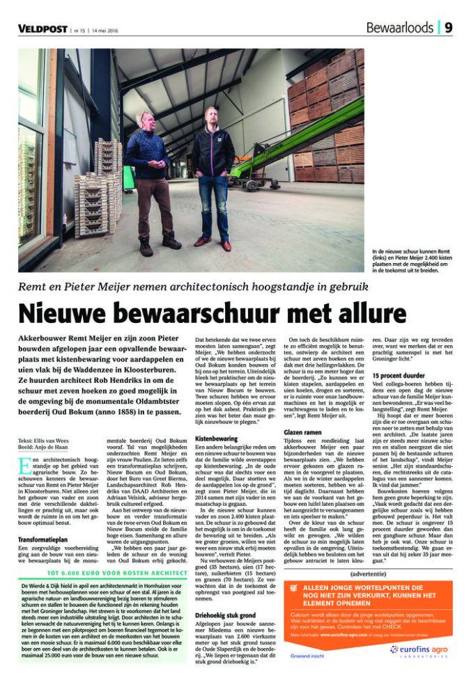 thumbnail of VP3 Bewaarschuur Meijer, Kloosterburen