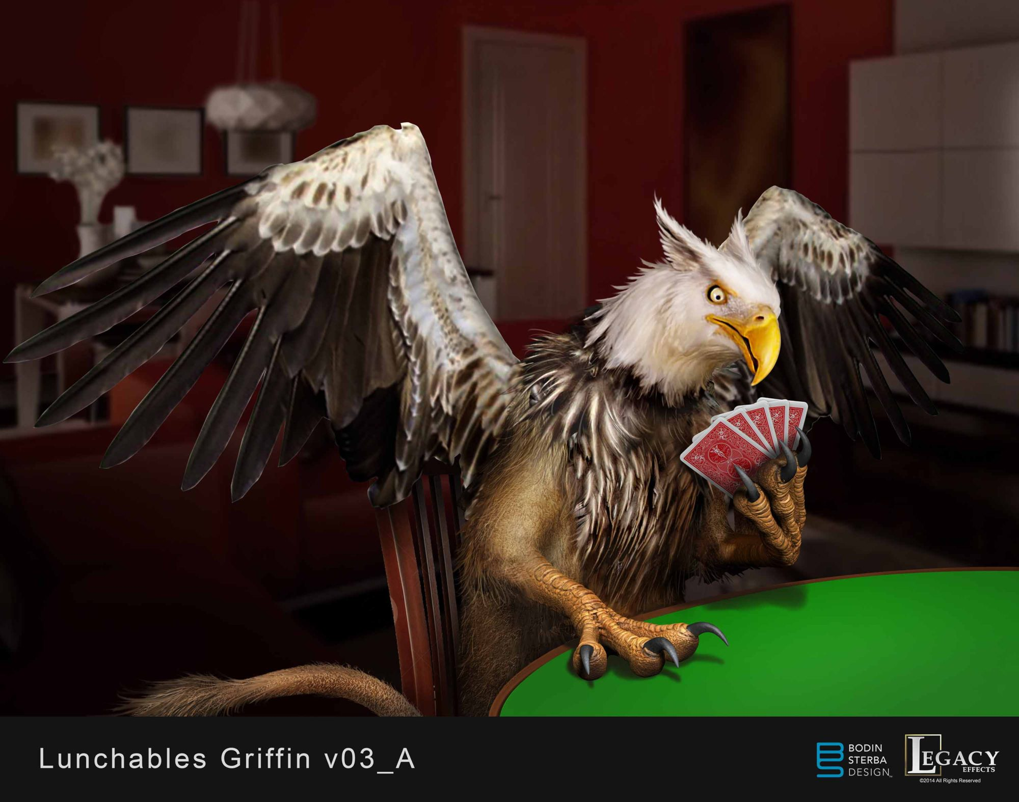 Recent work bodin sterba design part 2 for The griffin