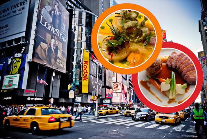 NEW YORK FOOD DIARY
