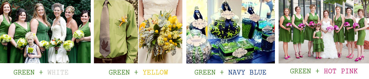 What-Green-as-a-primary-wedding-color-says-about-you