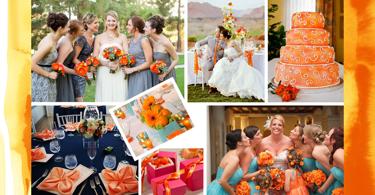 What-your-wedding-color-says-about-you-Orange