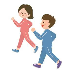 運動不足が体臭の原因?