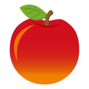 リンゴでワキガ対策