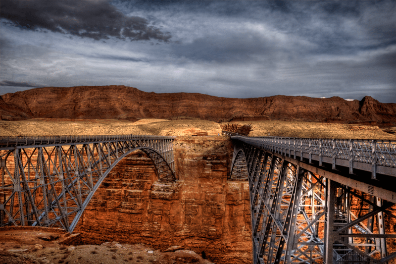 Bridges to Adventure, Photograph, Navajo Bridge, AZ
