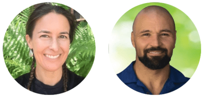 Brian and Helene Shoen, Medical Massage, Rehab care, stretching and corrective exercises