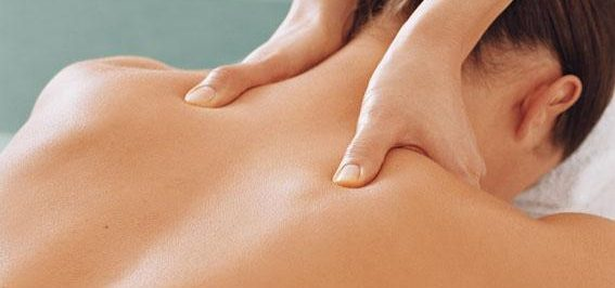 Neck pain whiplash auto accident massage