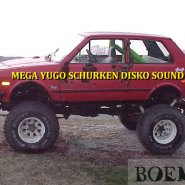 MEGA YUGO SCHURKEN DISKO SOUND
