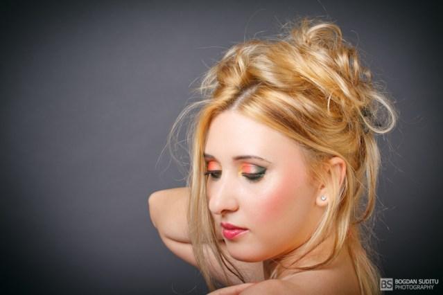 Cristina Makeup Photo Shooting