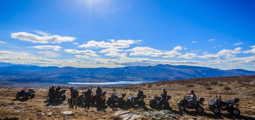 ATV QUAD TOUR! Quad Biking in Dalmatia