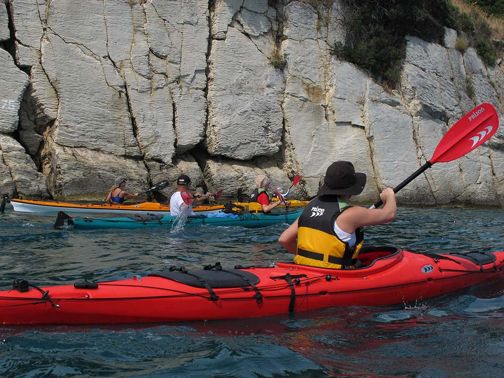 SEA KAYAKING! Discover Split from the Adriatic sea eye