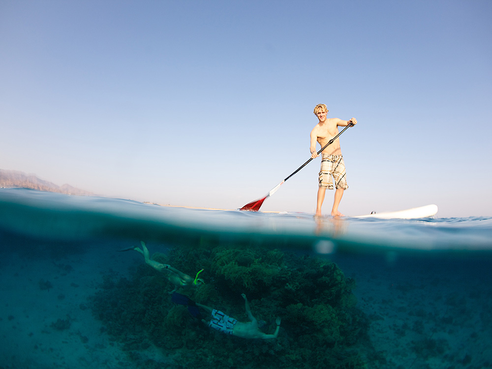Rent a SUP (Stand Up Paddle)