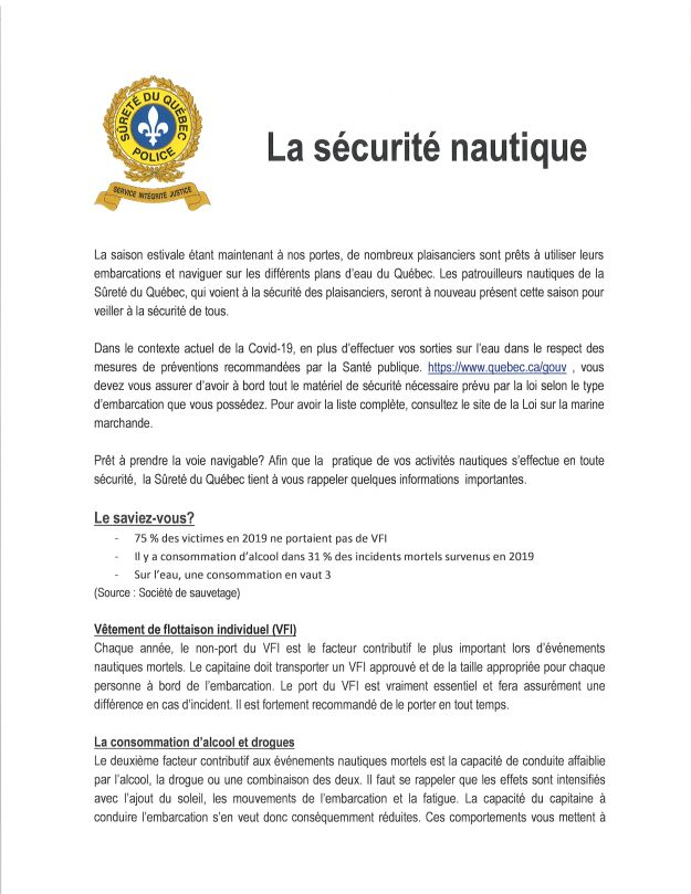 SQ securite publique - 1