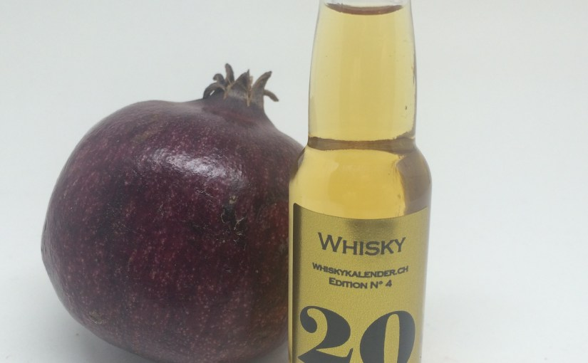 #24WHISKYS – 20. Dezember: Old Pulteney 21yrs