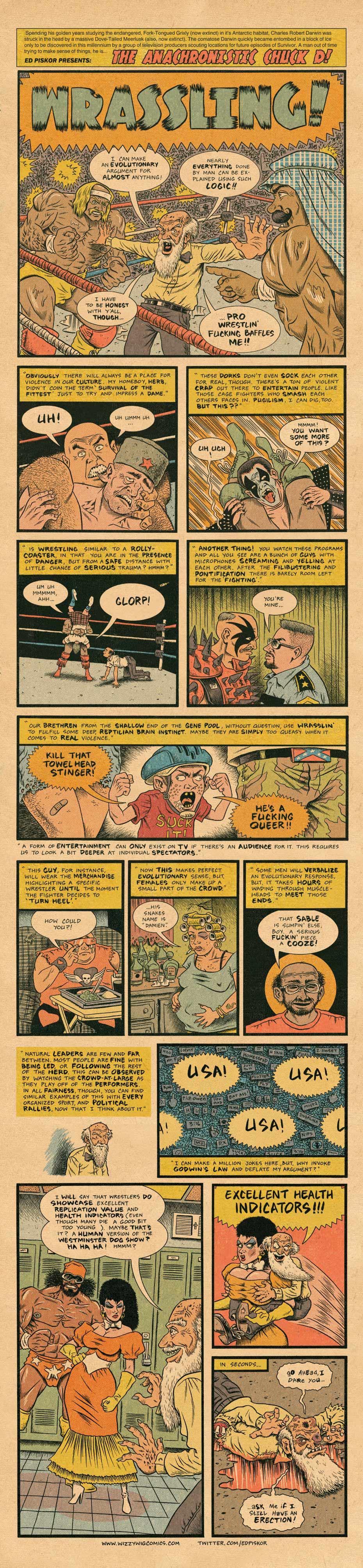 wrestling-strip